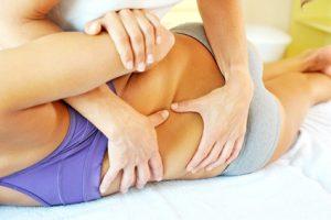 Osteopathie in der Anwendung